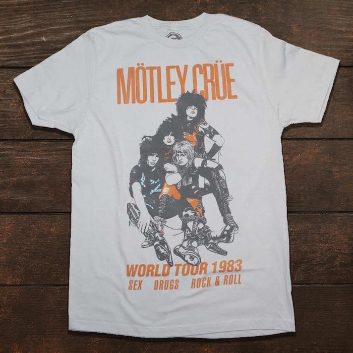 motley crue shirt