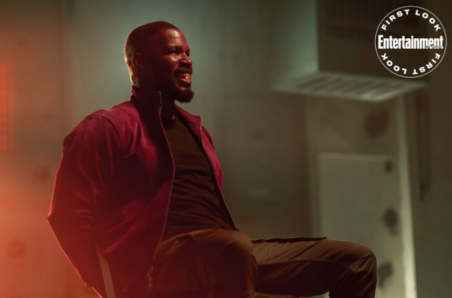 Jamie Foxx Takes the Red Pill in 'Project Power' Trailer