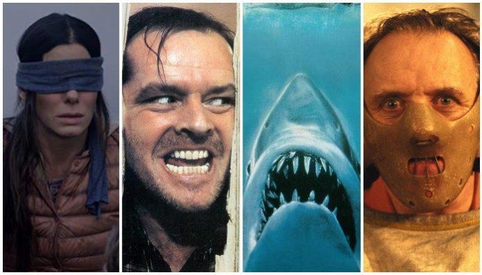 horror novels turned movies
