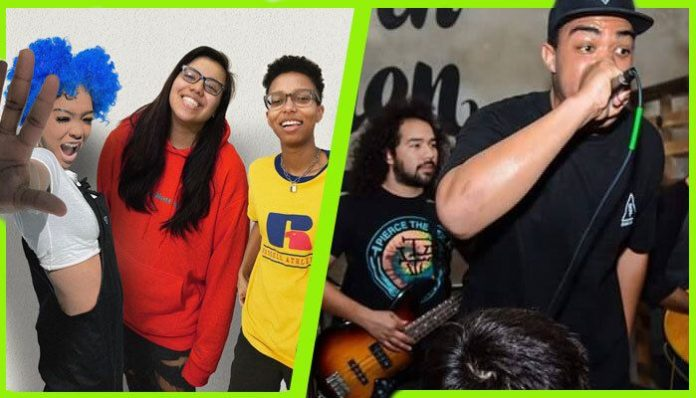 rising black alternative bands