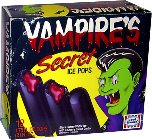 vampire pops