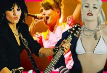 women vocalists frontwomen rock
