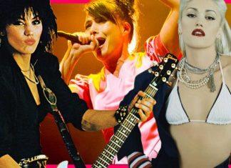 women vocalists frontwomen rock