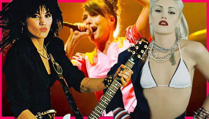 Female Vocal Alt Rock