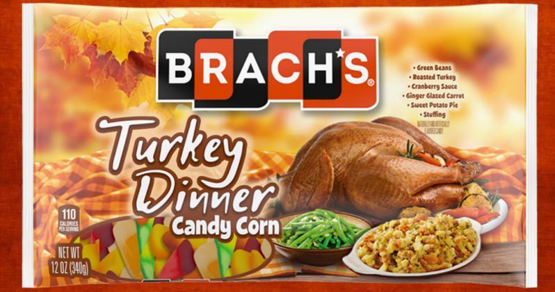 Brach's Thanksgiving candy corn