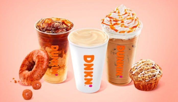 Dunkin Donuts Fall 2020 menu-min