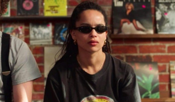 Hulu High Fidelity Zoe Kravitz-min