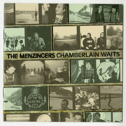 THE MENZINGERS- CHAMBERLAIN WAITS RSD