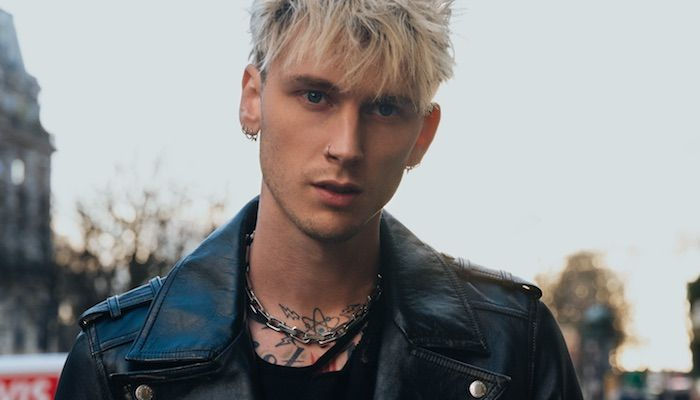 Machine Gun Kelly is starring in a horror musical podcast for Halloween