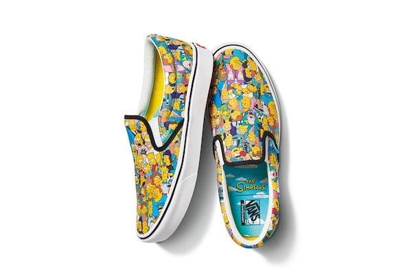 Vans The Simpsons