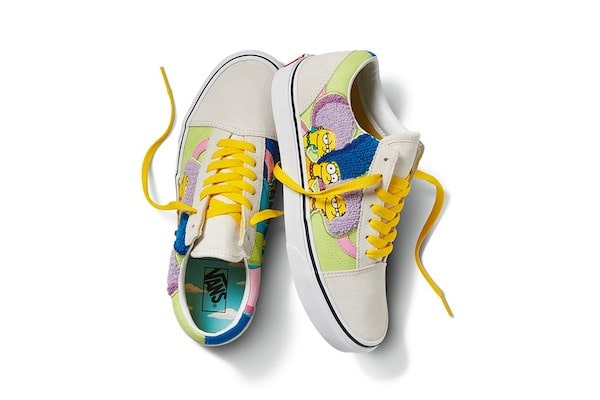 Here Are All Of The Items Included In Vans New The Simpsons Collection