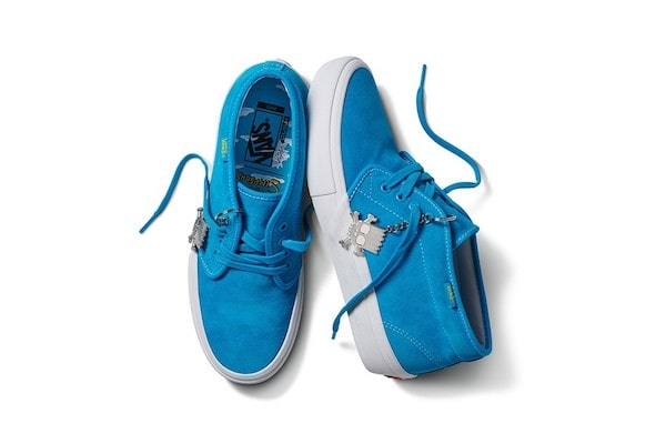 Blue Shoes collection