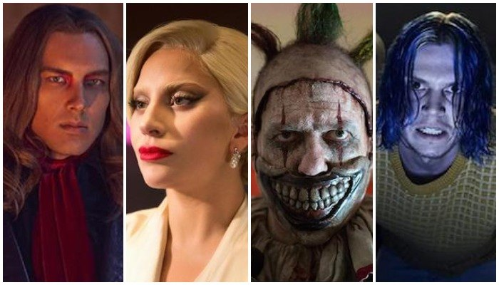 10 'American Horror Story' villains we all love to hate