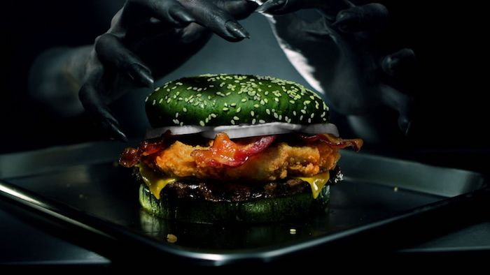 burger king nightmare burger