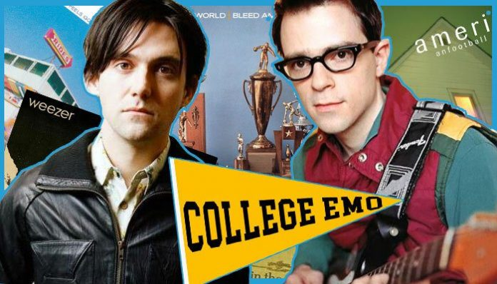 best emo albums for college