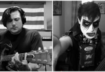 frank iero, hatebreed and the dillinger escape plan misfits cover