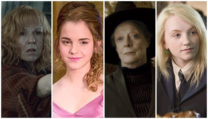 QUIZ: Which 'Harry Potter' heroine are you most like?