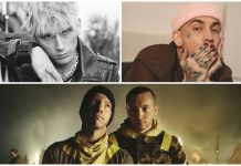 machine gun kelly, blackbear, twenty one pilots