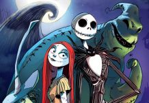 nightmare before christmas dark horse graphic novel-min-min