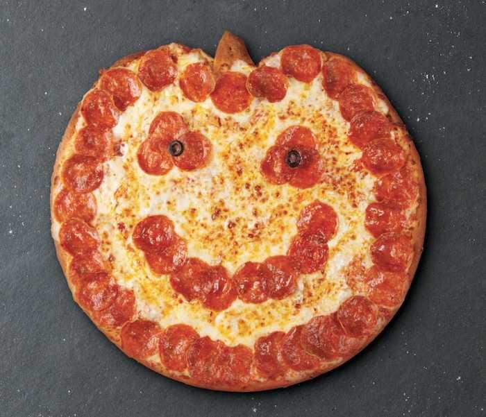 papa johns halloween pizza