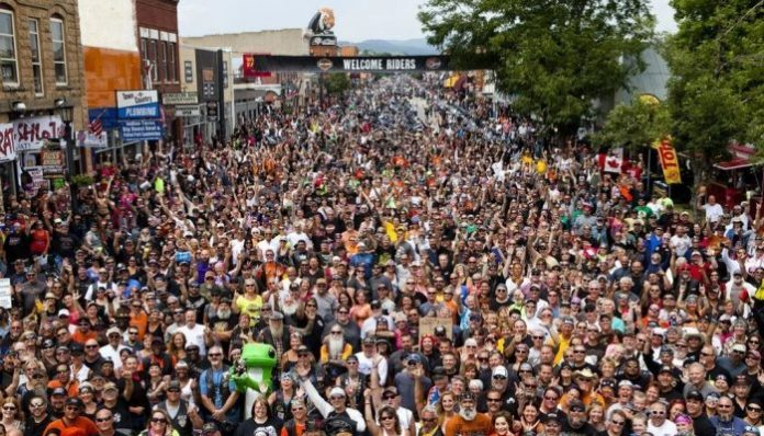 Sturgis Motorcycle Rally 2020 COVID-19