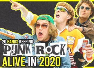 Bands keeping Punk Alive in 2020