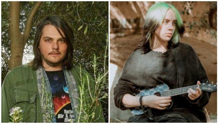 Billie Eilish Gerard Way