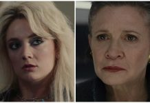Carrie Fisher Billie Lourd American Horror Story