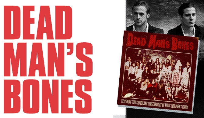 emo guide to autumn fall dead man's bones ryan gosling