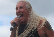 Dee Snider Target Anti-Mask Protesters