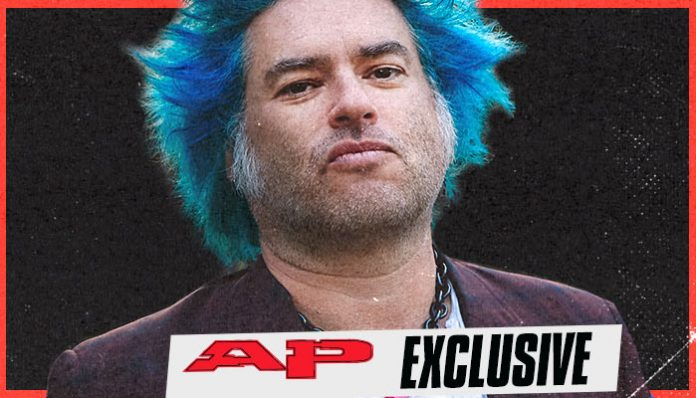 Fat Mike 2020 Fat Wreck Chords