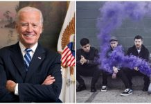 Fall Out Boy Joe Biden
