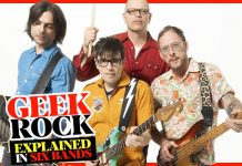 Geek-Rock bands