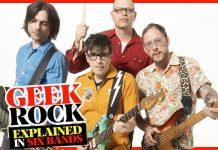 Geek-Rock bands
