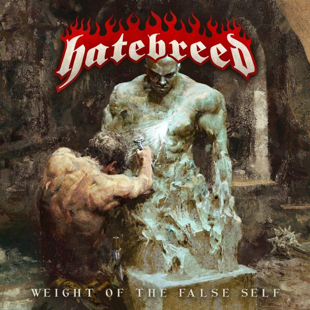 Hatebreed Weight of the false self album artwork-min