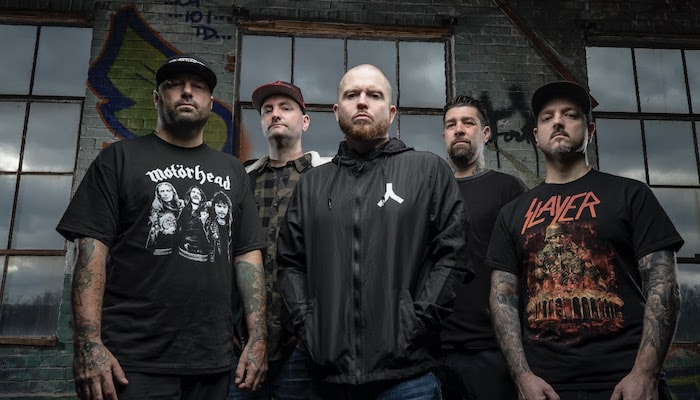 Hatebreed rediscovered their purpose and passion on 'Weight Of The False Self'