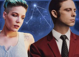Libra Musicians birthdays halsey ryan seaman
