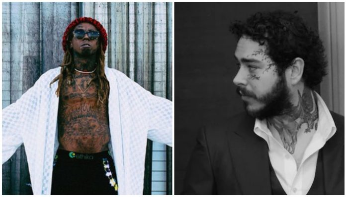 Lil Wayne Post Malone
