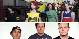 My Chemical Romance Gerard Way blink-182