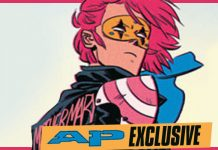 The True Lives Of The Fabulous Killjoys: National Anthem preview Gerard Way Shaun Simon Dark Horse Comics issue #1