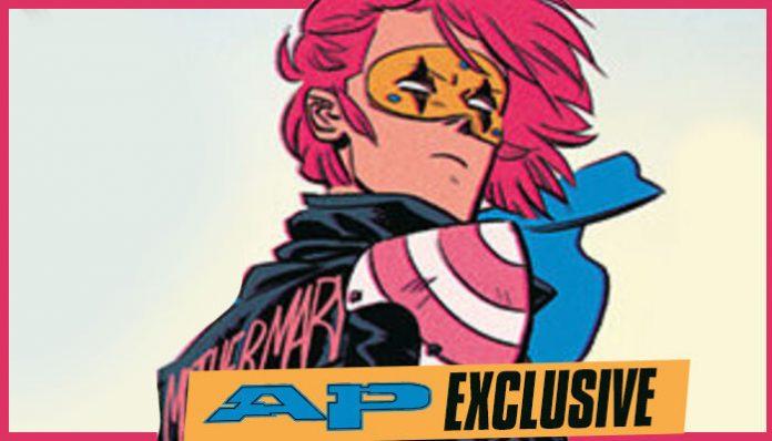 The True Lives Of The Fabulous Killjoys: National Anthem preview Gerard Way Shaun Simon Dark Horse Comics issue #1
