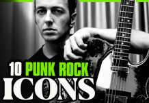 PUNK-ROCK ICONS