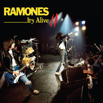 RAMONES-IT'S ALIVE 2-RECORD STORE DAY