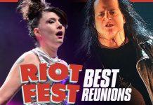 Riot Fest-Bikini Kill-Misfits