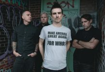 Anti-Flag Beyond Barricades documentary Veeps MDDN 2020