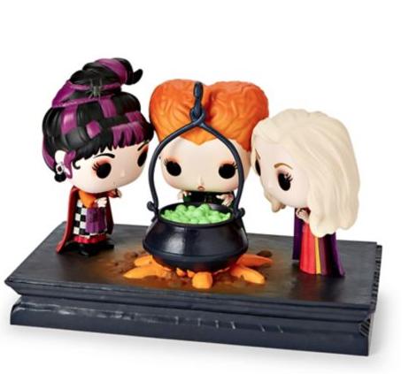 hocus pocus, funko pop spirit halloween