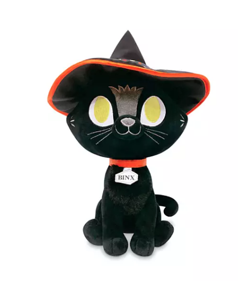 hocus pocus, binx cat