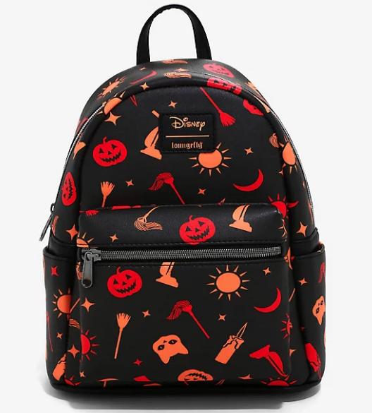 hocus pocus, hot topic, backpack