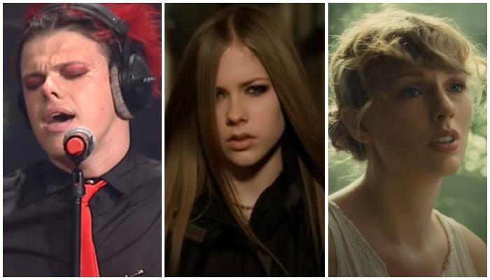 Yungblud Avril Lavigne Taylor Swift Mashup Alternative Press
