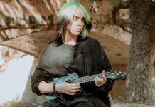 Billie Eilish Signature Fender Ukulele
